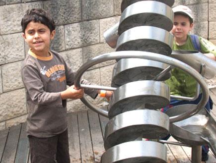 יום כיף: ילדים במדעטק - חופש בלבד (צילום: שירלי אהרון)