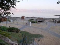 טיולים בדרום: חוף מינרל, ים המלח (צילום: איל שפירא)