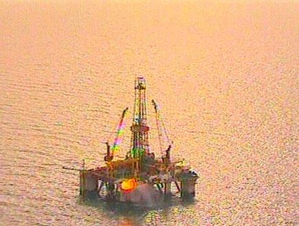 מחפשים גז טבעי (תמונת AVI: חדשות)
