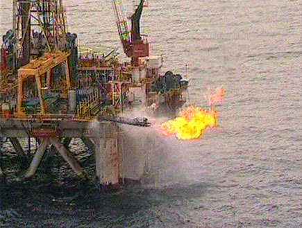נמצא מאגר גז טבעי בישראל (תמונת AVI: חדשות)