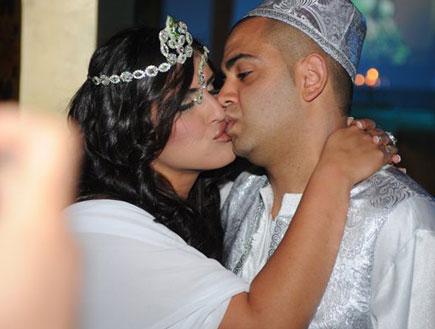 עינב בובליל ואלי בניסטי, חגיגת חינה (צילום: צ'יק צ'אק)