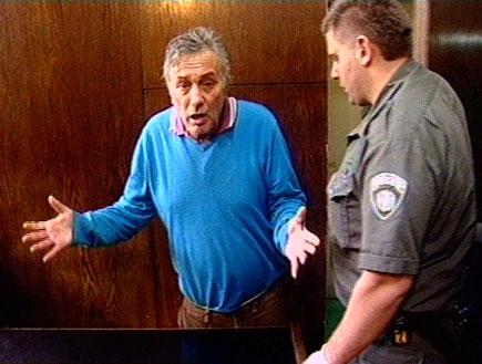 אסי דיין מואשם בתקיפת חברתו ההרה (תמונת AVI: חדשות)