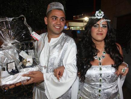 עינב בובליל ואלי בניסטי, חגיגת חינה