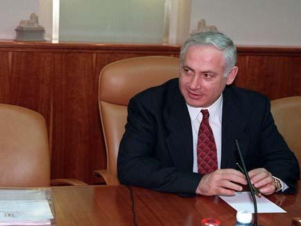 ראש ממשלת ישראל דאז בנימין נתניהו (צילום: רויטרס)