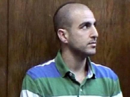 דרור אלפרון בבית המשפט (חדשות 2) (צילום: חדשות 2)