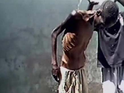 כלא אסירים בזימבבואה (צילום: חדשות 2)
