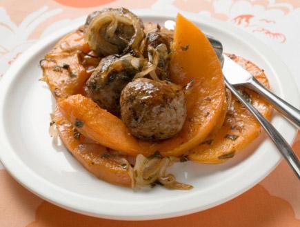 קציצות ודלעת (צילום: Foodcollection, GettyImages IL)