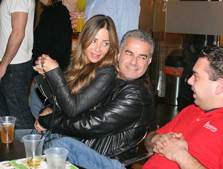 פנינה טורנה ובעלה דודי, האח הגדול VIP (צילום: שוקה כהן)