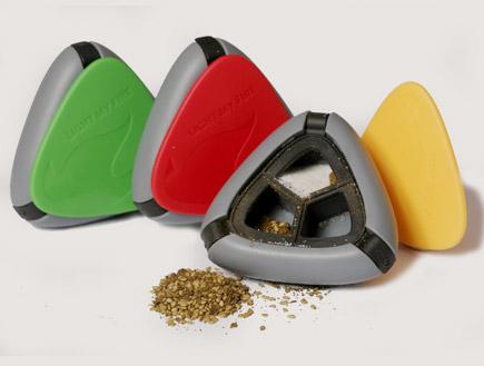 כלי אחסון לתבלינים Spice Box (יח``צ: יוני רייף)