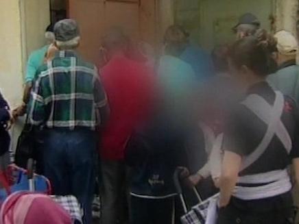 """שידור ישיר מכנס ראשי העמותות בראשל""""צ (צילום: חדשות 2)"""