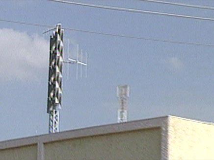 צופר אזעקה (חדשות 2) (צילום: חדשות 2)
