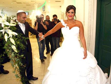 עינב בובליל כלה (צילום: עודד קרני)