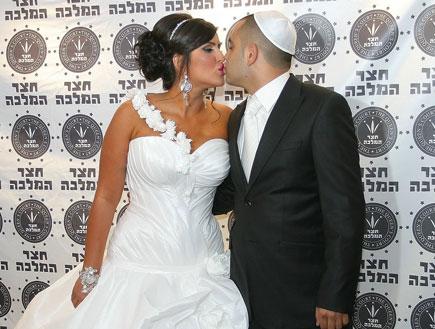 חתונה עינב בובליל (צילום: שוקה כהן)