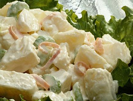 סלט תפוחי אדמה (צילום: getty images)