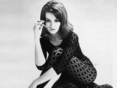 בחורה סקסית מעשנת (צילום: Archive Photos, GettyImages IL)
