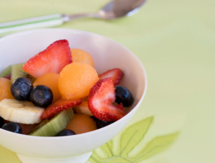 פירות (צילום: Rick Lew, GettyImages IL)