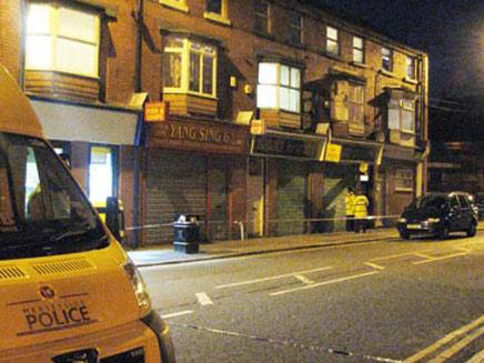 מהומות בבריטניה, ארכיון (צילום: the gurdian)