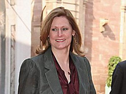 שרה בראון - אשת ראש ממשלת בריטניה (צילום: גטי אימג'ס)