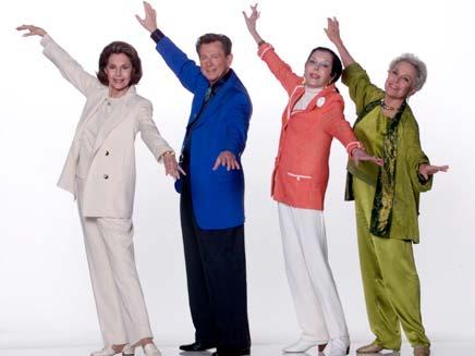 רקדנים מבוגרים (רויטרס) (צילום: רויטרס)