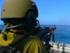 יחידת סנפיר של חיל הים (חדשות 2) (צילום: חדשות 2)