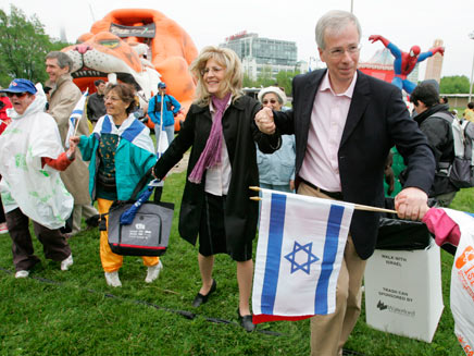 ריקודי עם יהודיים (צילום: חדשות 2)