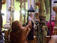 טיול בירושלים: כנסיית הקבר (צילום: איל שפירא)
