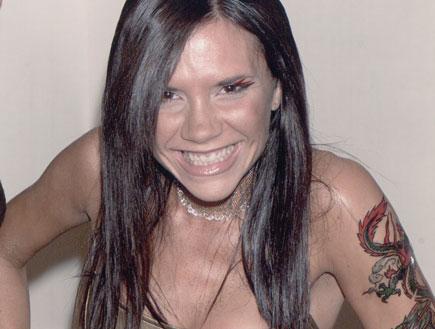 ויקטוריה בקהאם 1998 (צילום: Dave Hogan, GettyImages IL)