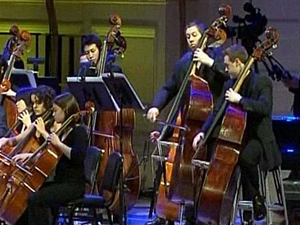 תזמורת יוטיוב (צילום: חדשות 2)