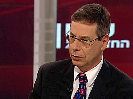 דני איילון - סגן שר החוץ (צילום: חדשות 2)