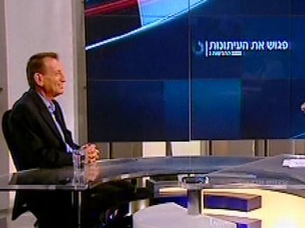 רון חולדאי (חדשות 2) (צילום: חדשות 2)