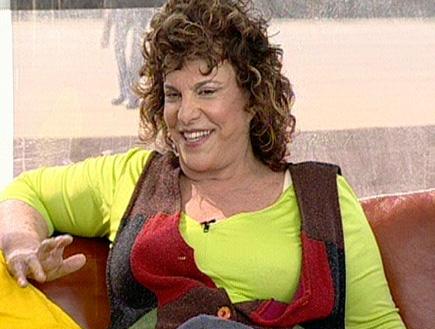 תלמה אל יגון - ראיון (תמונת AVI: mako)