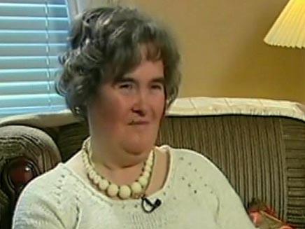 סוזן בויל מתמודדת בריאלטי בריטי (חדשות 2) (צילום: חדשות 2)