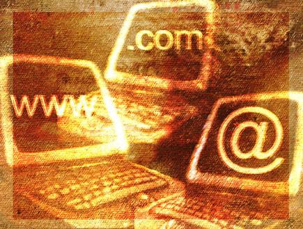 אינטרנט אילוסטרציה (צילום: Hannah Gal, GettyImages IL)