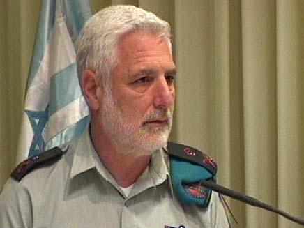 """הראל דן סגן הרמטכ""""ל (צילום: חדשות 2)"""