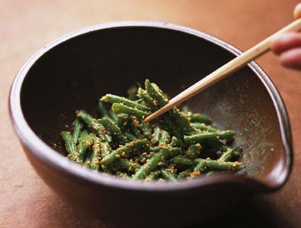 שעועית ירוקה (צילום: Eiichi Onodera / Emi Kimata, GettyImages IL)
