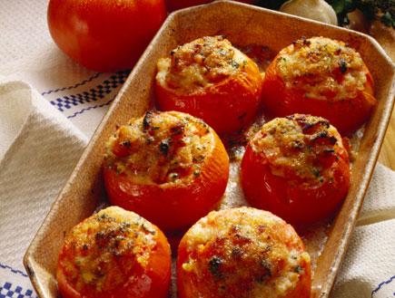 עגבניות ממולאות (צילום: Eising, GettyImages IL)
