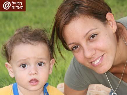 מירי אלבכרי - תשע שנים לאחר המקרה (צילום: הגיע במייל האדום)