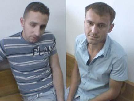 חיילי מגב שהרגו ילד פלסטיני (צילום: חדשות 2 - יוסי זילברמן)