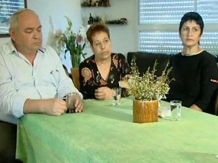 משפחות שכולות מאש כוחותינו (צילום: חדשות 2)