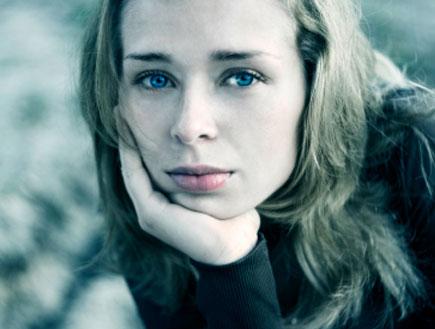 אישה עצובה (צילום: Klubovy, Istock)