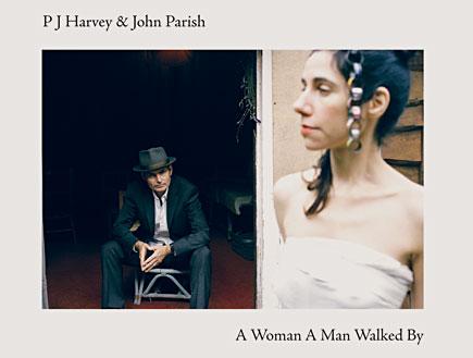פי.ג'יי. הארווי וג'ון פאריש עטיפת אלבום