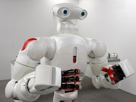 רובוט - אילוסטרציה (צילום: רויטרס)
