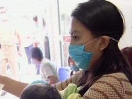 שפעת החזירים (צילום: חדשות 2)