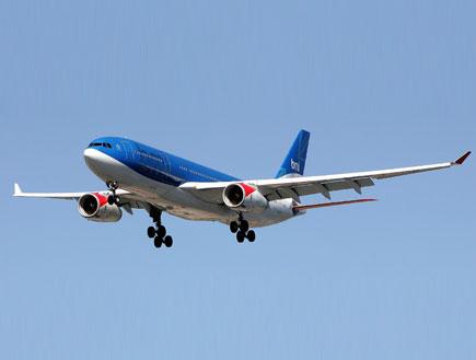 מטוס של חברת BMI הבריטית (צילום: Tim Boyle, GettyImages IL)