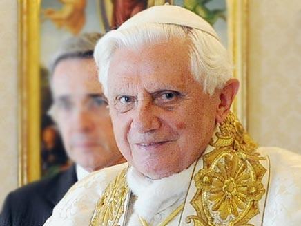 האפיפיור בנדיקטוס ה-16 (צילום: רויטרס)
