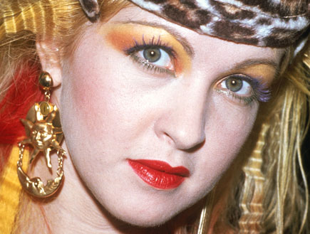 סינדי לאופר (צילום: getty images)