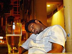 תאילנדי שיכור (צילום: getty images)