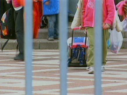 """זוועה בדרך לביה""""ס. אילוסטרציה (צילום: חדשות 2)"""