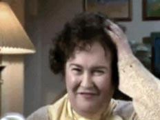 סוזן בויל כוכבת ריאליטי בריטי (צילום: חדשות 2)
