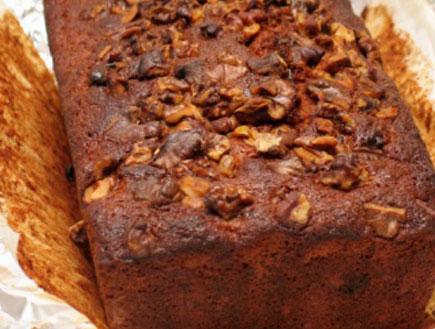 עוגת בננה בחושה (צילום: Foodcollection RF, GettyImages IL)
